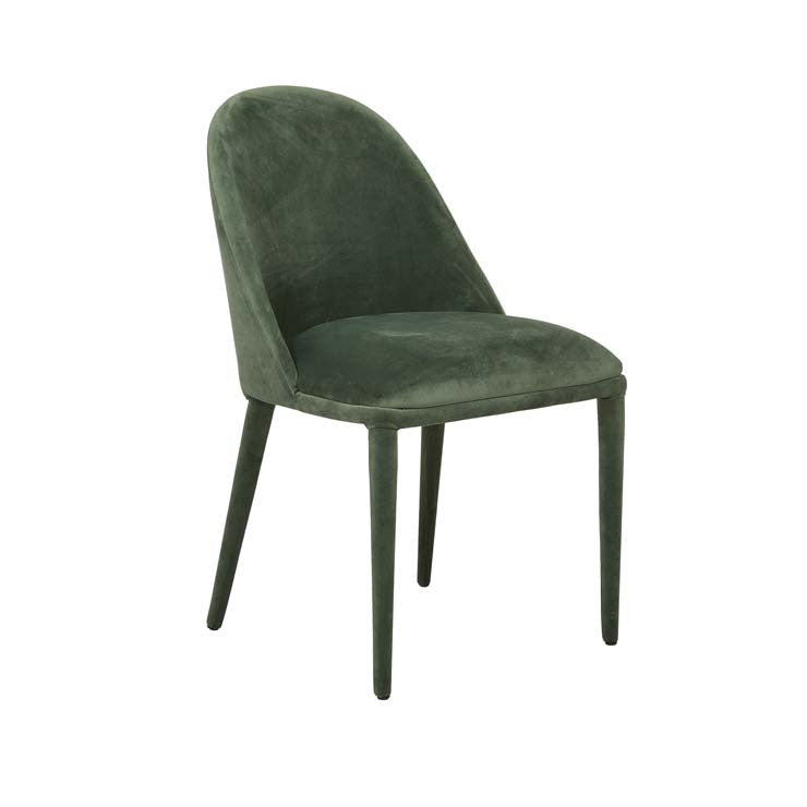 millie dining chair cypress velvet