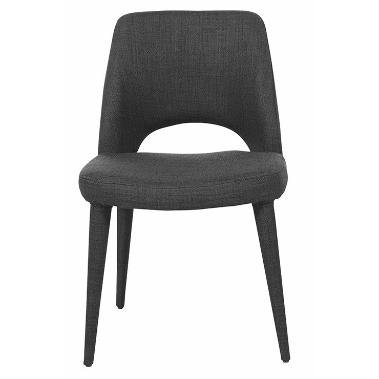 oscar dining chair soot