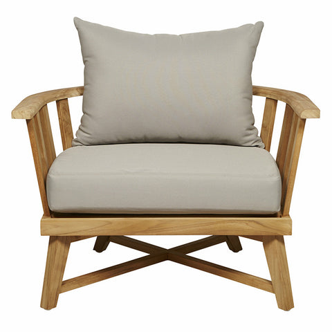 sonoma slat sofa chair dove