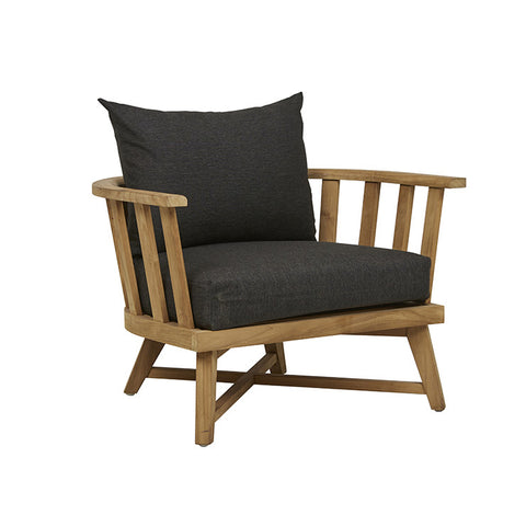 sonoma slat sofa chair ink