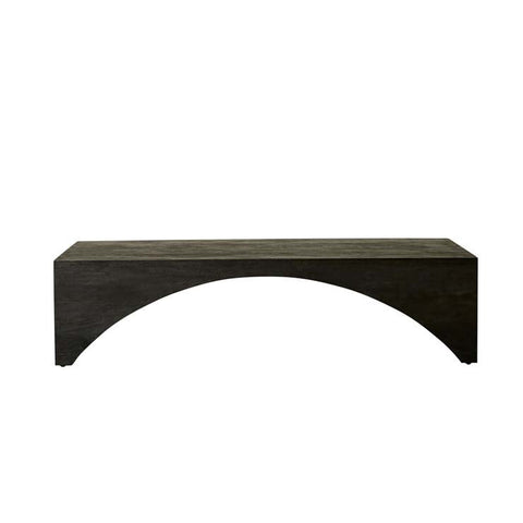 arlo coffee table black ink