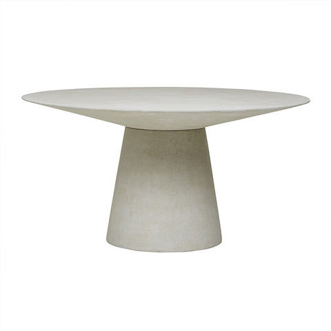 livorno dining table four seater grey speckle