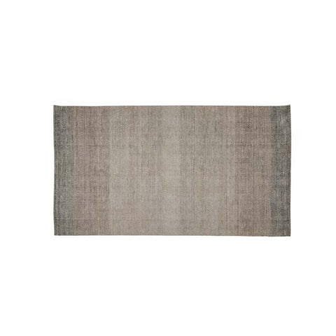 tepih gradient rug shell grey 2000mm