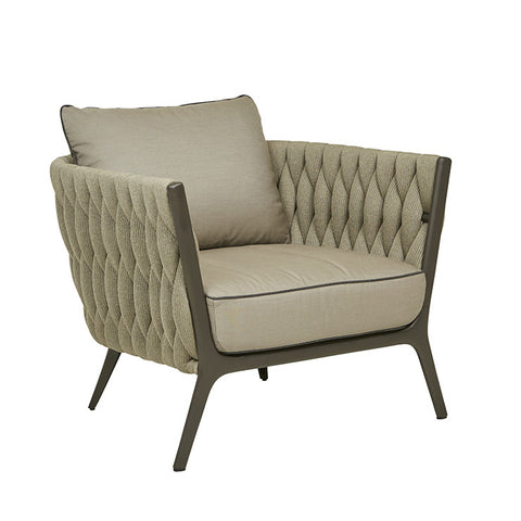 livorno armchair taupe