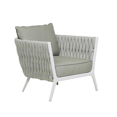 livorno armchair light grey