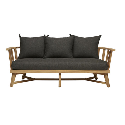 sonoma slat sofa ink