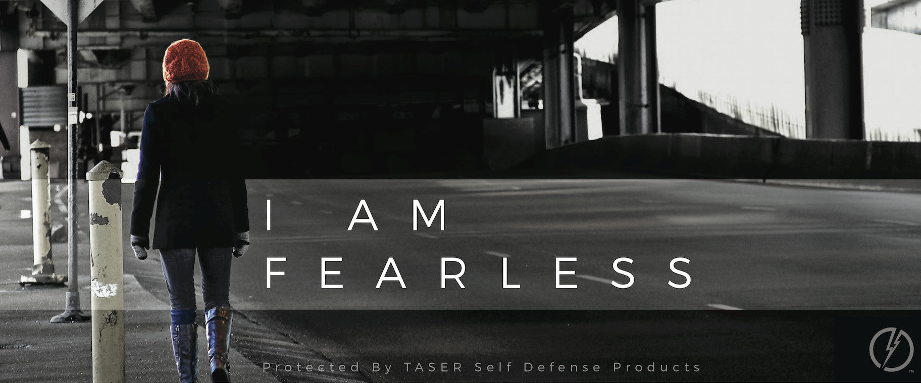 Protected By TASER: Fearless