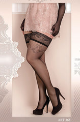Ballerina 365 Plus Size Hold Ups