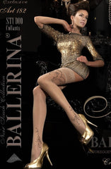 Image of Ballerina 182 Hold Ups Beige