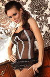 Beauty Night Night Fantasy Chemise - Divas Closet
