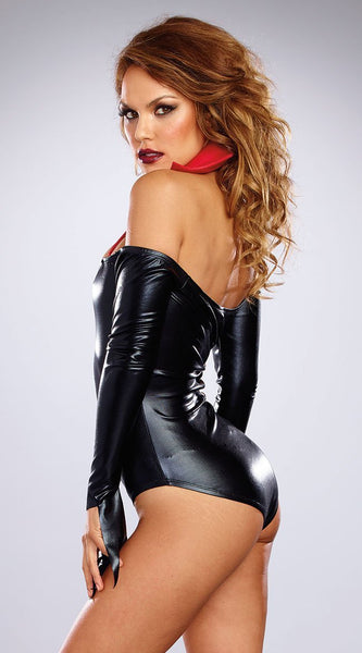 Dreamgirl Bloody Fabulous Bodysuit Fancy Dress