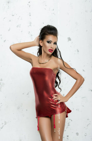 me seduce Corset UK 8-12 / Red Chantal Corset