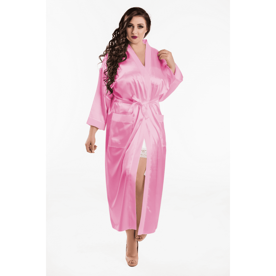 Womens Plus Size Dressing Gowns | Sizes 18 to 30 - Diva\'s Closet
