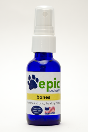 Bones All Natural Pet Supplement for Injury Support After Surgery or Due to  Spinal Defects