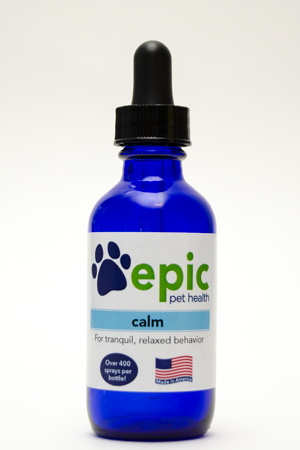 Calm drops natural remedy by Epic Pet Health