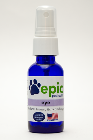 Eye - reduces brown discharge and improves eye health