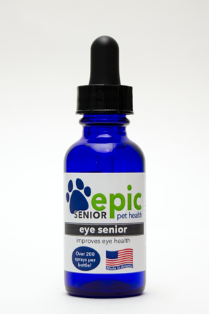 Eye Senior - improves eye health in senior dogs and cats