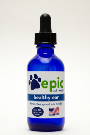 Healthy Ear - reduces itching and chronic ear problems