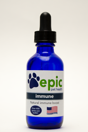 Immune - boosts immune function and maintains good health
