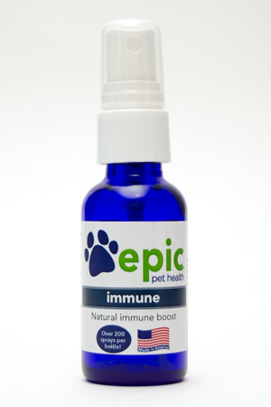 Immune - boosts immune function in dogs and cats