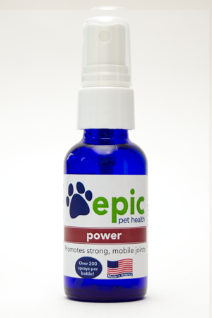 Power - promotes strong hips and joints