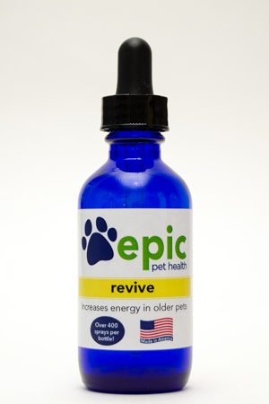 Revive -restores the vital force in your ailing, weak or older pet