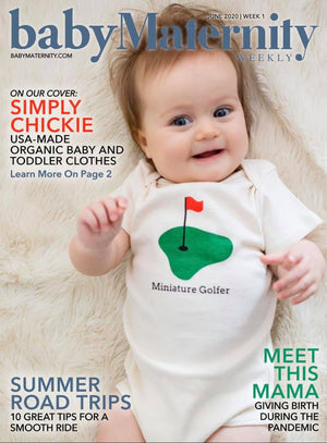 Front Cover of Baby Maternity!