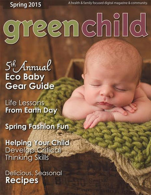 Check us out in Green Child Magazine