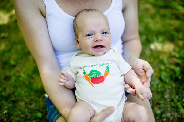 Why should I buy organic baby clothes?