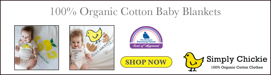 Baby Blanket Gifts - 100% Organic Cotton