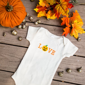 Organic cotton baby gift set - Halloween - Simply Chickie