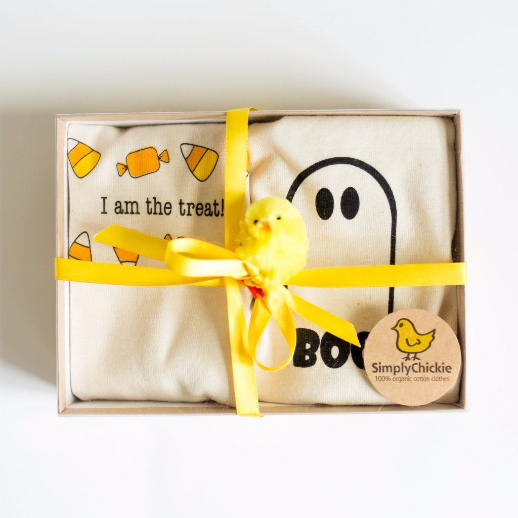 Halloween Treat Boo Gift Set