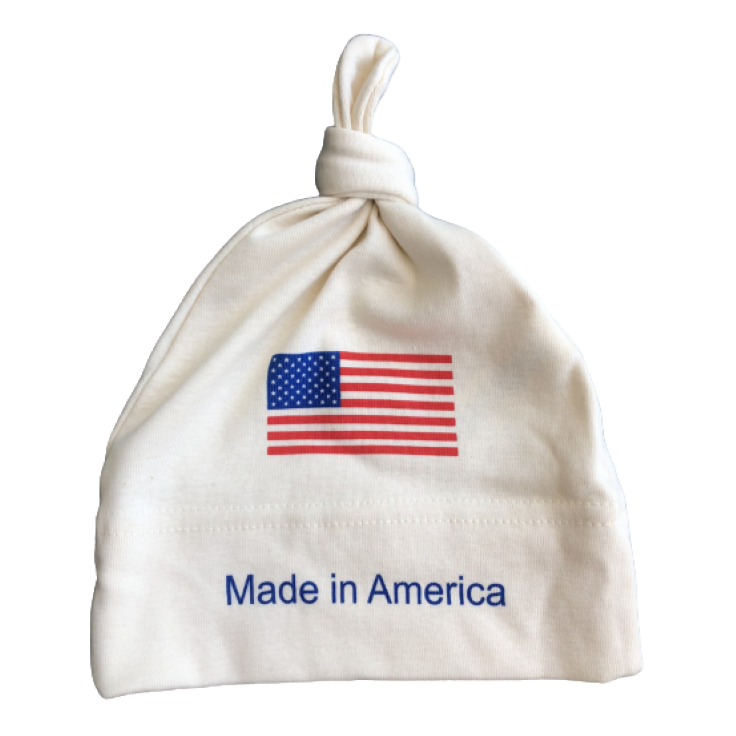 Organic Cotton Baby Gift Set - Made in America - Simply Chickie