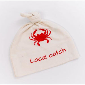 Organic Cotton Baby Gift Set - Crab - Simply Chickie