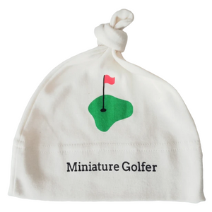 Organic cotton baby hat - Golf - Simply Chickie
