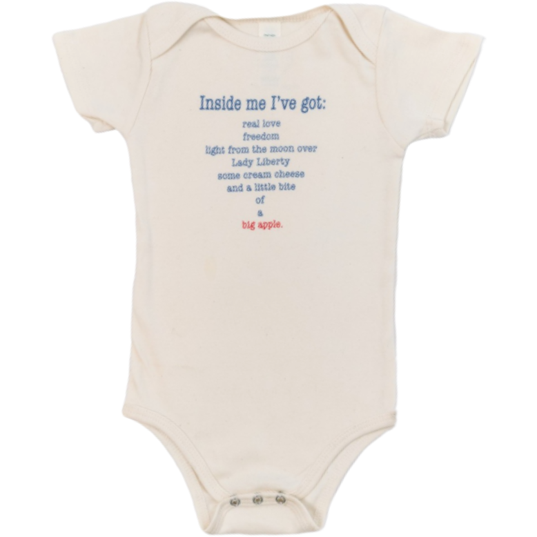 Deals New York Baby Gift Set - 3 Different Complimentary Onesies! - Simply Chickie
