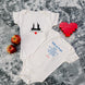 Organic cotton baby gift set - New York 1