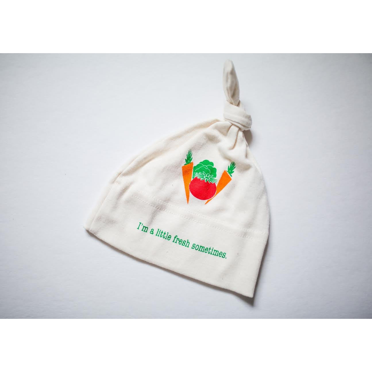 Organic cotton baby gift set - Veggie - Simply Chickie