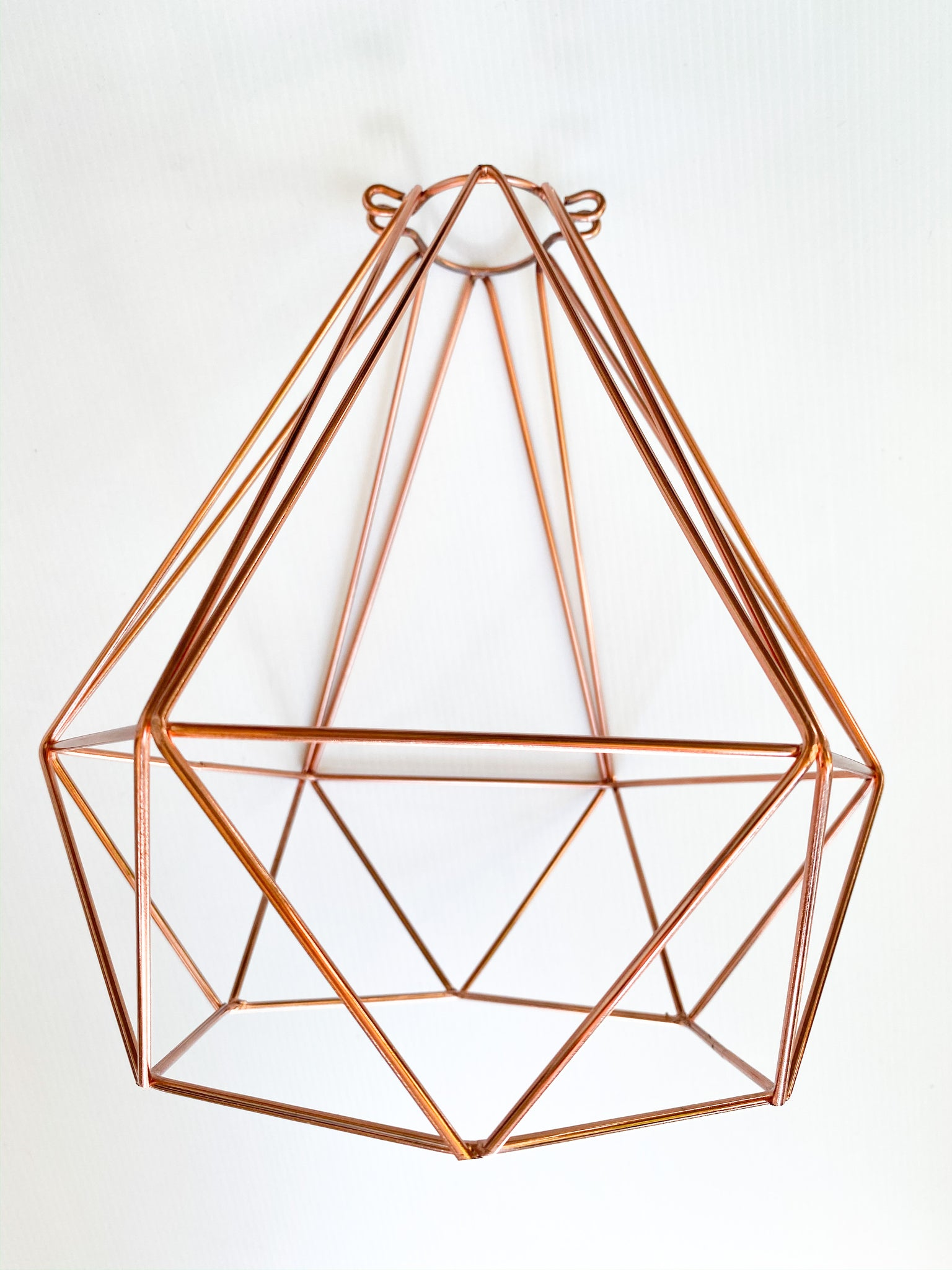 SAMPLE Diamond Cage (cage only)