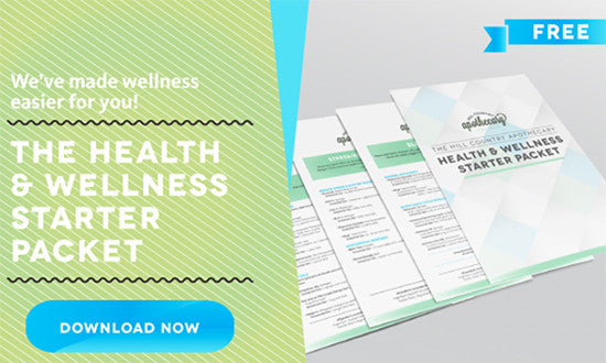 Health & Wellness Starter Packet