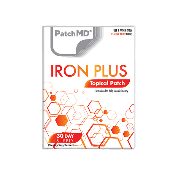 Iron Plus Vitamin Patch