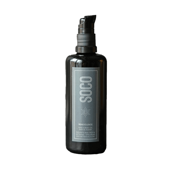 SOCO Benevolence Hand and Body Oil