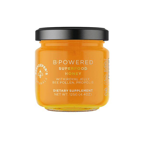 B. Powered Superfood Honey