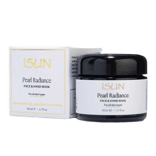 Pearl Radiance Face & Hand Mask