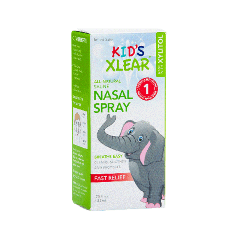 Kids Xlear Nasal Spray