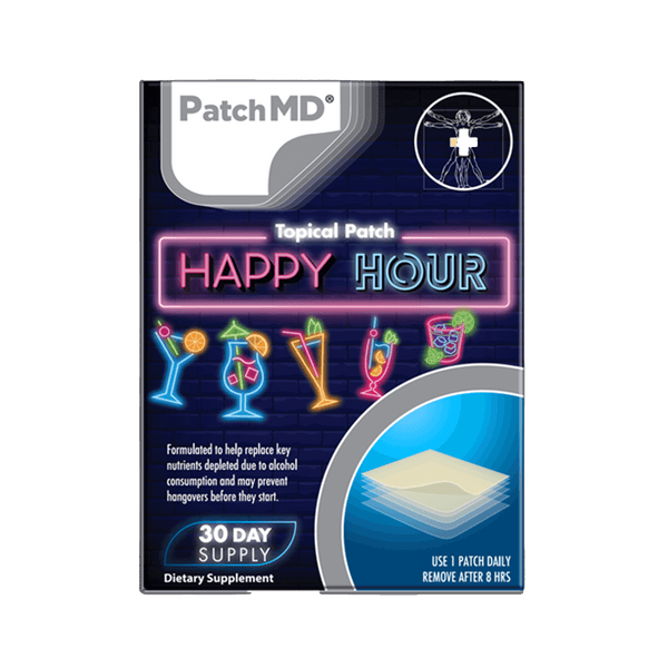 Happy Hour Vitamin Patch