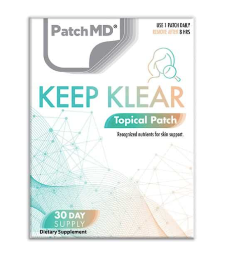 Keep Klear Acne Prevention Patch