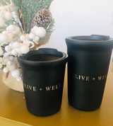 Alive + Well Stainless Steel Tumblers