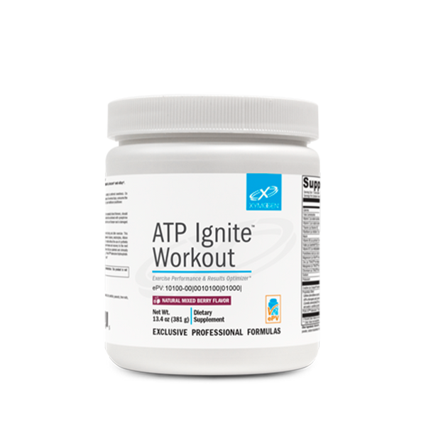 ATP ignite workout xymogen