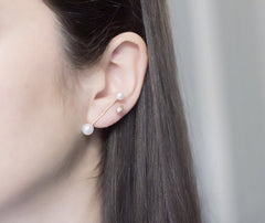 Petite Orbed Earrings